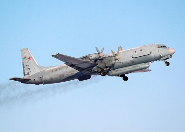 Russian plane shot down by Syrian missile, Moscow blames Israel