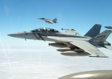 Kuwait signs agreement for 28 F-18 Super Hornet