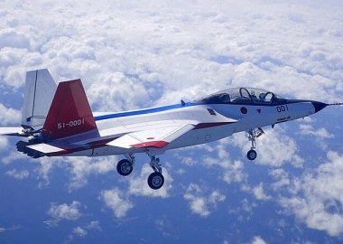 Japan new fighter could use foreign design