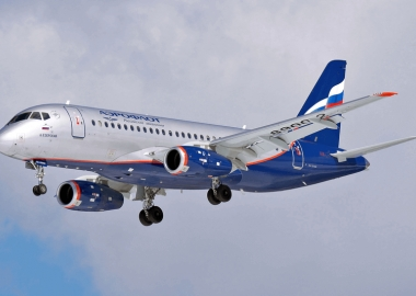 Aeroflot Superjet 100 encounters another mid-air incident