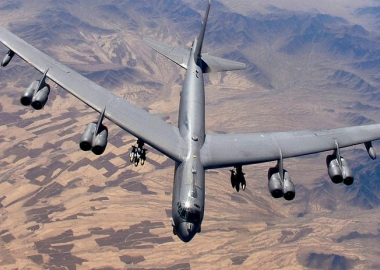 Amid tensions with Iran, US deploys B-52 bombers