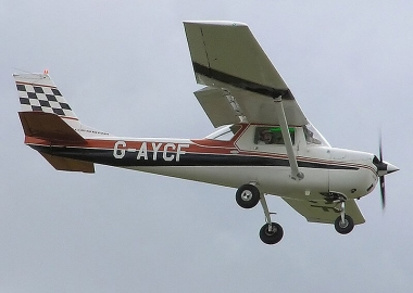 Plane-eater: story of man who munched Cessna 150
