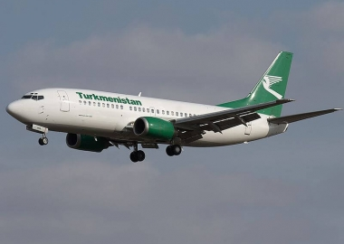 EASA bans Turkmenistan Airlines flights out of the blue