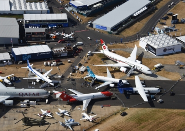 Farnborough Airshow sees $46.4B in deals announced on first day