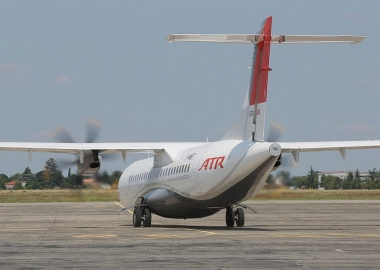 ATR signs MRO deals with 3 South American operators