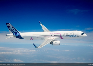 Airbus' A321neo long-range capability certified by both EASA, FAA