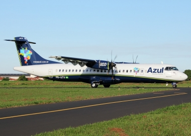 Azul to sell 10 ATR 72-600s to NAC