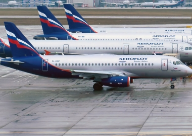 Aeroflot takes delivery of its 44th Sukhoi Superjet