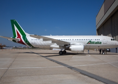 Alitalia expected to post profit for 1st time since March 2017
