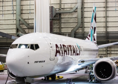 Air Italy begins new era, receives first B737 MAX
