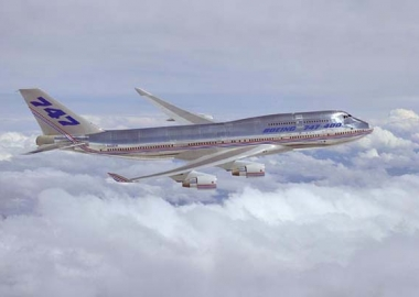 History Hour: First flight of Boeing 747-400
