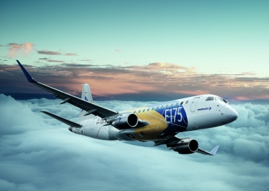 Embraer, United Airlines sign order for 25 E175s