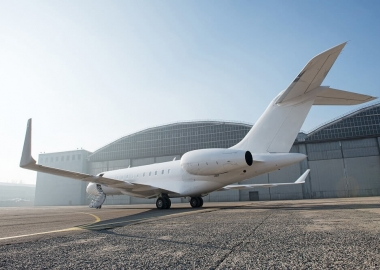 Jet MS reports successful Bombardier Global maintenance launch