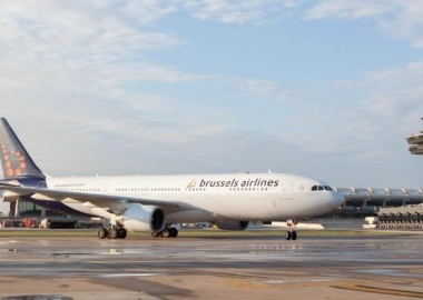 Brussels Airlines, pax up by 3.2% in 2016