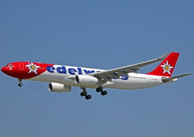 SR Technics to upgrade Edelweiss' A340s cabin
