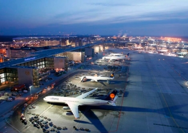 Frankfurt Airport, 2.2 % passenger traffic growth in 2015