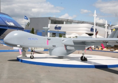 India to receive armed Heron drones from Israel