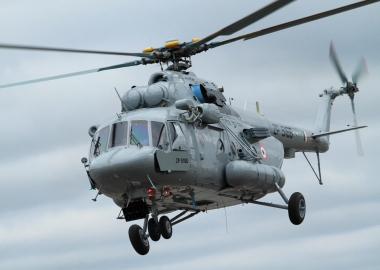 Serbia receives first 2 Mi-17V-5 military-transport helicopters