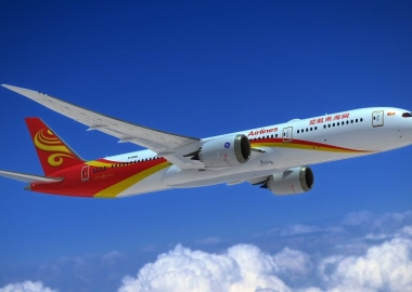 Boeing delivers first 787-9 Dreamliner to Hainan Airlines