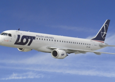 Embraer, LOT Polish Airlines sign support agreement for 34 E-jets