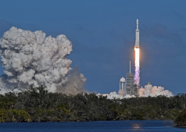 Another successful Falcon 9 launch for SpaceX
