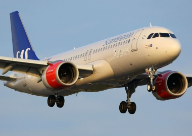Magnetic MRO to maintain SAS A320Neos