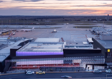 Virgin Australia to improve terminal at Melbourne Airport