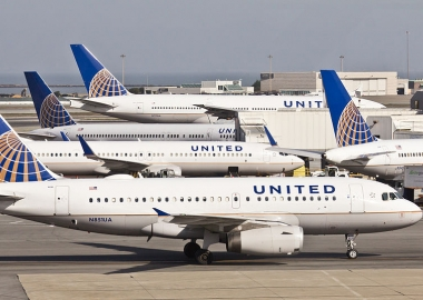 Another executive shakeup: United's CFO abruptly steps down