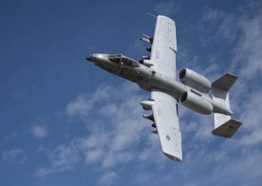 USAF A-10 accidentally fires live rocket during training