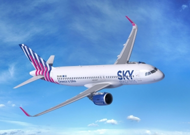 SKY express orders four Airbus A320neo