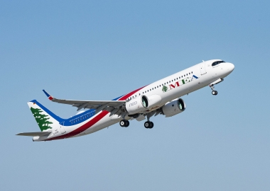 Middle Eastern Airlines welcomes their first A321neo