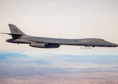 USAF tests B-1B Lancer capacity to carry hypersonic weapons