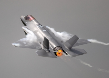 Risk of explosion: Dutch F-35As must stay away from thunderstorms