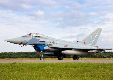 Germany signs contract with Airbus for 38 Eurofighter Typhoons