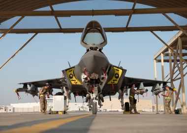 Biden administration to approve F-35 sale to the UAE