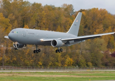 USAF orders 12 more KC-46 tankers from Boeing
