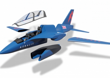 """Make your own jet"": Royal Air Force funds Aeralis three-in-one trainer"