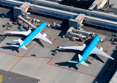 Travel bans in Netherlands, KLM halts all long-haul flight