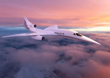 NetJets to buy 20 Aerion AS2 supersonic business jets