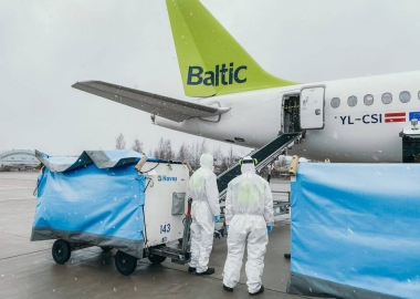 airBaltic reduces capacity further for the next few months....