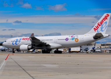 SR Technics completes modification of 12 of Air Europa's A330s