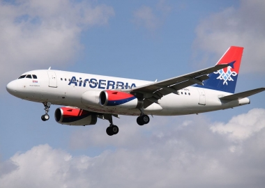 Air Serbia, pax up by 3% in 2016