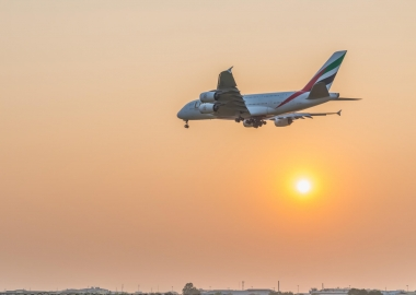 Emirates receives first of three A380s to be delivered by 2021