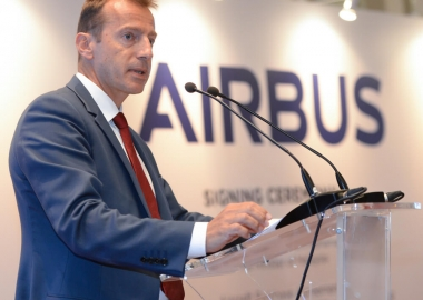 Airbus and China shake hands to increase A320 and A350 production