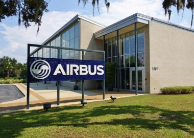 Airbus manufacturing facility in Mobile, Alabama, United States