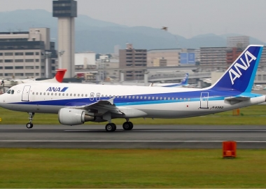 All Nippon Airways Airbus A320-200