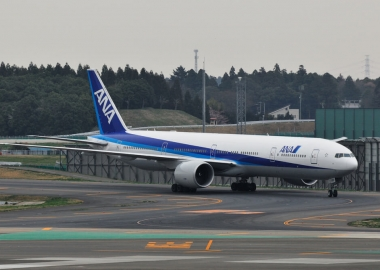 All Nippon Airways Boeing 777