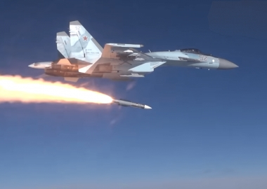 Su-35 fighter jet tests long-range hypersonic missile [Video]