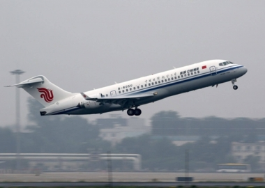 Air China adds first ARJ21 to its lineup