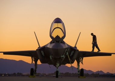 Australian F-35As receive deployment green light